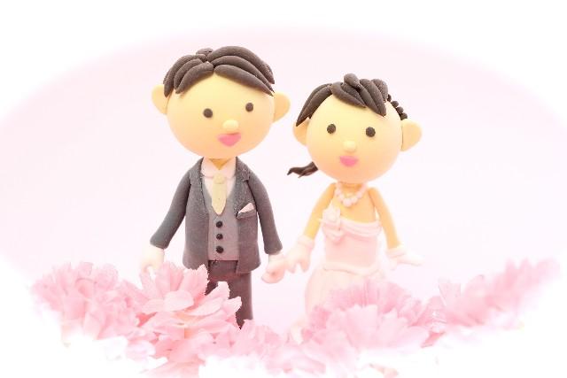 結婚カップル報告