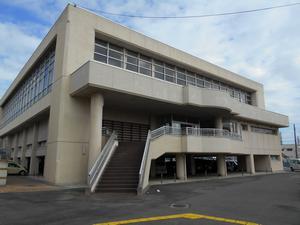 日吉体育館(前橋市)