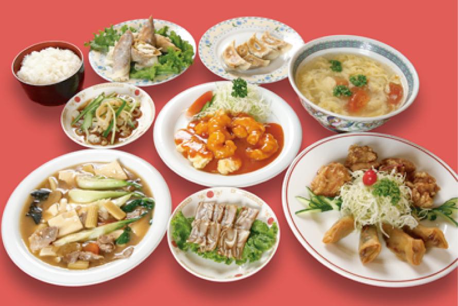 ヤマダ電気ラビワン高崎レストラン街(上海華龍)