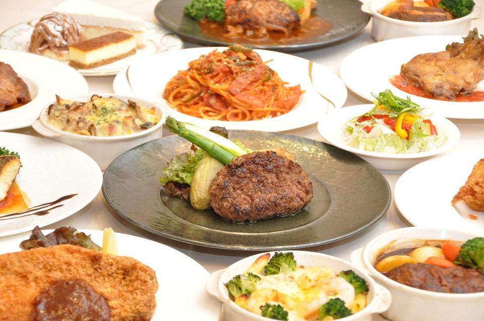 ヤマダ電気ラビワン高崎レストラン街(洋食キッチン シャトー)