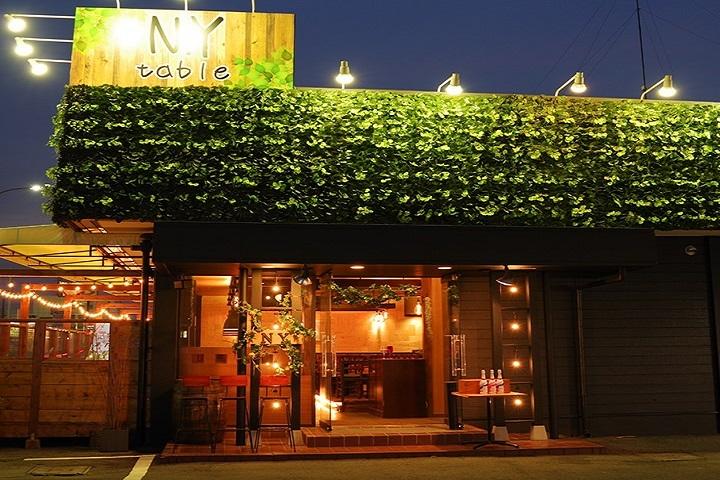 N.Y table(小山市)