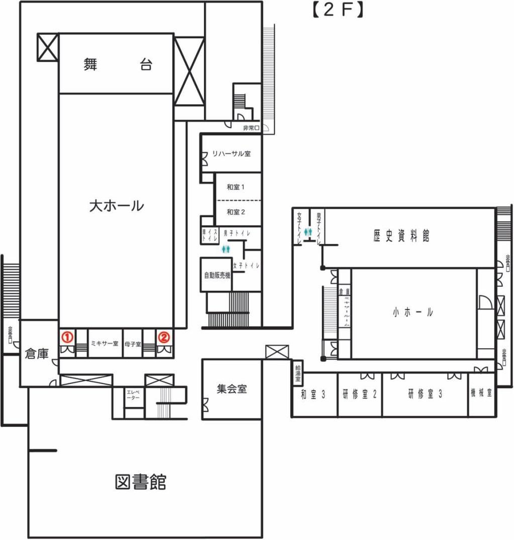 玉村町文化センター(玉村町)