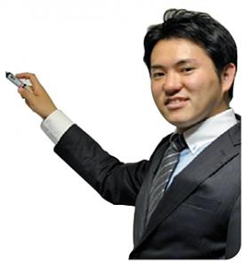 婚活コーチ 新井浩文