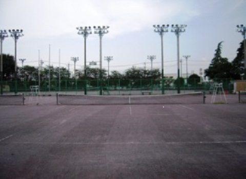 三俣テニスコート(前橋市)